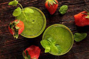 שייק ירוק בריאותי