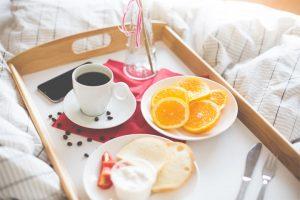 ארוחת בוקר מרעננת