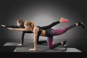 פעילות גופנית בזוגות