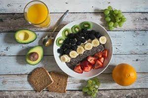 ארוחת בוקר קלילה ובריאה