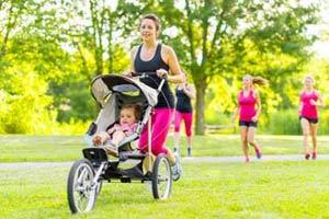 ספורט אחרי לידה