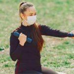 פעילות עם מסיכה - קורונה 2020