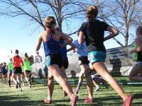 קבוצת נשים רצות