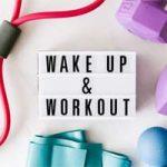 תתחילו להתעורר ולהתאמן